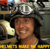 flora_gunn: Richard Hammond Helmet (Hammond helmet)