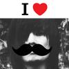 flora_gunn: Kaoru mustache (srs business)
