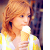 herophelia: (ayu + ice cream = double love)