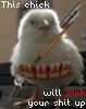 timba: (chick)
