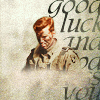 muccamukk: Winters before D-Day. Text: Good luck and God bless you. (BoB: Good Luck)