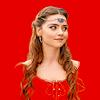 mekare: Clara Oswald in Marian dress (Clara red)