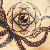 head_archivist: Icon: Eye with Tentacles (Archivist)