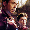 yourlibrarian: Tony & Peter Parker (AVEN-Tony&Peter-ebsolutely.png)