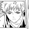"qem_chibati: Cut from a manga panel a character looks quite annoyed. (Generation - ""did you just call me short)"