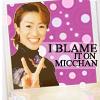 matataku_hoshi: (Micchan blame)