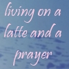 "matataku_hoshi: (Next to Normal ""Latte and a Prayer"")"