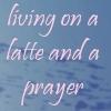 "matataku_hoshi: (Next to Normal ""Latte and a Prayer"")"