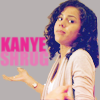 electric_heart: Being Human Annie Sawyer shrugging (Kanye Shrug)