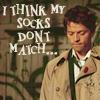 cassocks: (socks by heirofinsanity on lj)