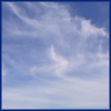 thedivinegoat: Blue Skue with white clouds (My Photo - Blue Sky)