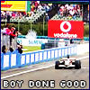 thedivinegoat: Jensen's first win  (F1 - Boy Done Good)