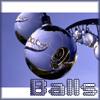 thedivinegoat: Glass Balls (My Photo - Balls)