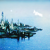 runpunkrun: city of atlantis and surrounding ocean (apartments for rent: oceanfront views)