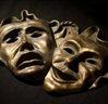 wildeabandon: Comedy tragedy masks (drama)