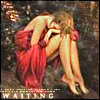 wildeabandon: A painting of a woman weeping into her arm. (weeping)