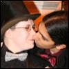 wildeabandon: me kissing my beloved boy (pretty boys kissing)