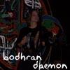 youngraven: Mise me fhein playing a bodhran (bodhran)