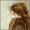 fourthage: Girl in Scarf by Lisbeth Zwerger (Default)