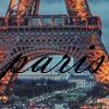 electric_heart: The Eiffel tower (Paris)