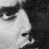 electric_heart: Dean close up in black and white (Dean Winchester)