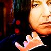 electric_heart: Severus Snape noticing Harry (Snape)