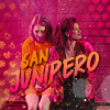 electric_heart: Yorkie & Kelly in the background with San Junipero in the foreground (San Junipero)