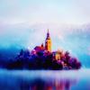 electric_heart: a castle in pastel colors (Castle)