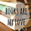 """electric_heart: stock photo of books """"Books Are My Love"""" (Books)"""