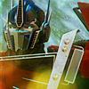 thornsilver: optimus prime (optimus)