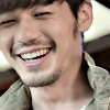 china_shop: Close-up of Zhao Yunlan grinning (F/K Spy vs Spy teaser)