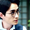 china_shop: Three-quarter profile of Shen Wei being unimpressed (Guardian - Shen Wei srsly?)