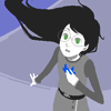 pikabot: (homestuck | jade in snow)