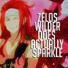 moro_kun: ([Zelos] SPARKLY~!)