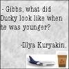 waldo: (ncis: Ducky looked like Illya)