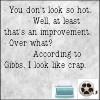 waldo: (ncis: Gibbs says I look like crap)
