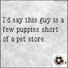waldo: (ncis: Few puppies short)