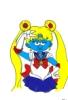 originalceenote: Sailor Smurf (Default)
