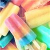 popsicles: Rainbow popsicles. (Popsicles!)
