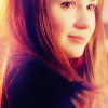 lorax: Amy from Doctor Who, smiling (DW - Amelia Pond)
