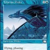 tolarianfic: Image from a Magic: The Gathering card: a Tolarian Drake. (tolarian)