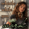 ursamajor: Hermione making potions (busy!urs)