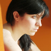 oppositionwalks: (Orange Background, Lost in thought)