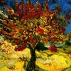 quinfirefrorefiddle: Van Gogh's painting of a mulberry tree. (Merlin: I See)