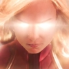 papersarkany: Glowing Captain Marvel (Default)
