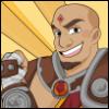 zombaygal: (buck, paladins, paladins champions of the realm, queezle jones)