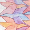 pilfered_words: Escher bird tessellation, colored with watercolor pencil (Default)