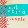 rustingroses: (dai stiho cousin)