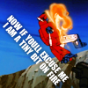 arirashkae: (On fire!)