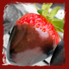 rihani: (strawberry)